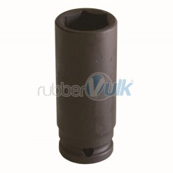 "IMPACT SOCKET LONG 3/4"" 24mm"