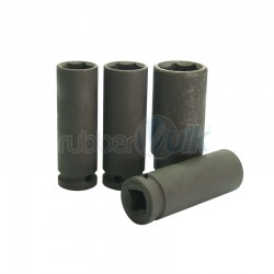 "IMPACT SOCKET LONG 1/2"" 21mm"