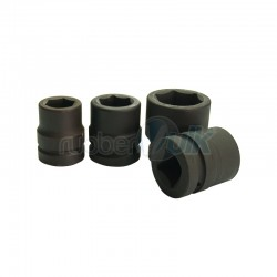 "IMPACT SOCKET SHORT 1"" 17mm"