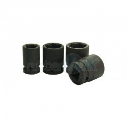 "IMPACT SOCKET SHORT 1/2"" 17mm"