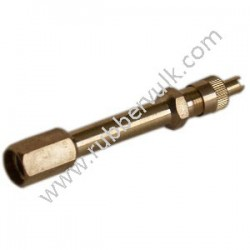 METAL VALVE EXTENSIONS, EFF. LENGTH 60MM (10 PCS)