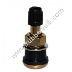TUBELSS METAL CLAMP-IN VALVES (10pcs)