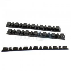 ADHESIVE PB BLACK 5GRX7 - 2.5GRX6 (50UND)