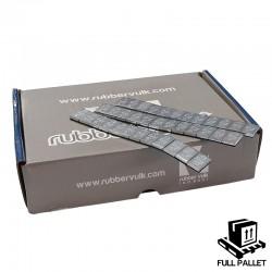 STICK-ON FE BALANCE WEIGHTS ECO (12x5) GR (100 UND) PALLET (160BOX)