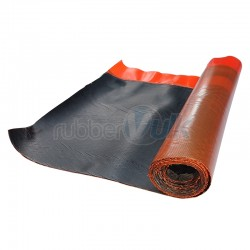 RUBBER TEXTILE WITH A NYLON CORE (1MT)