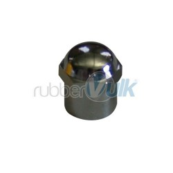 METAL VALVE CAPS AT (100 PCS)