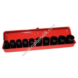IMP. SOCKET SET 11-24 - 1/2''