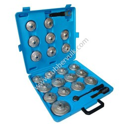 CUP TYPE OIL FILTER WRENCH SET