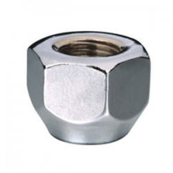 WHEEL NUT 17'', TOTAL LENGHT 16.5MM, M12X1.25