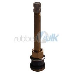 TUBELSS METAL CLAMP-IN VALVE (10 PCS)