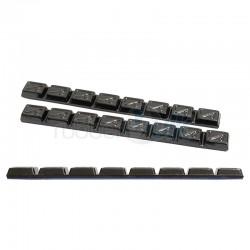ADHESIVE PB BLACK 5GRX8 (50UND)