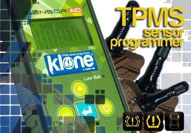 TPMS sensor programmer